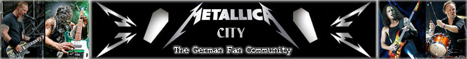 Metallica City ~ THE German Fan Community ~